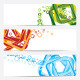 Banner and Background for Web  - GraphicRiver Item for Sale