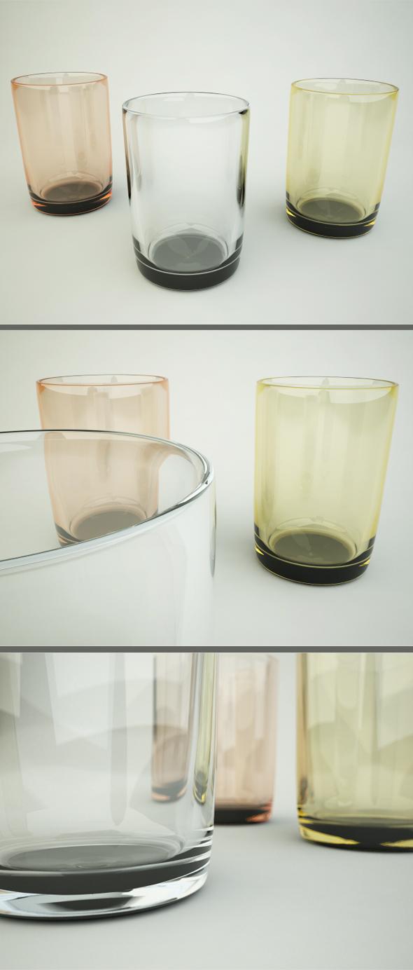 3DOcean Simple Glass 112633