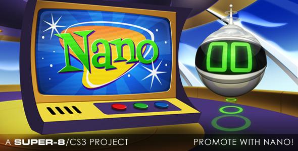VideoHive Promote with Nano 3196230