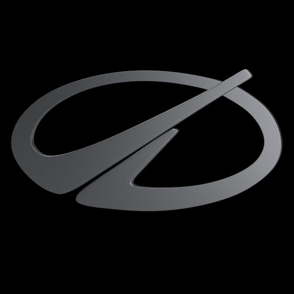 3DOcean Oldmobile Logo 3197598