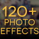 120+ Premium Photo Effects Bundle - GraphicRiver Item for Sale