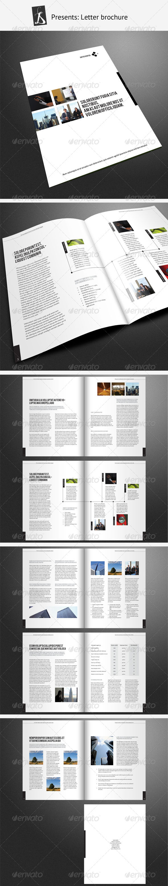 GraphicRiver Corporate Brochure 12 329822
