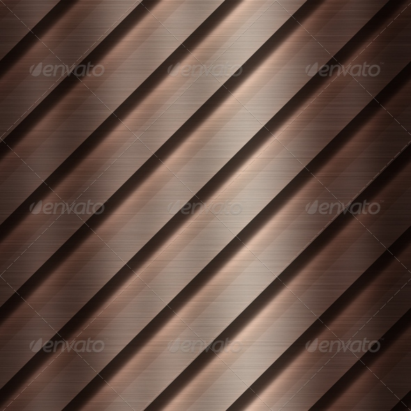 Corrugated Copper Pipe - Stock Photo - Images