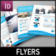 Clean Modern Flyer Pack - Vol. 1 - GraphicRiver Item for Sale