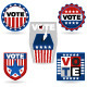 Election Emblem - GraphicRiver Item for Sale