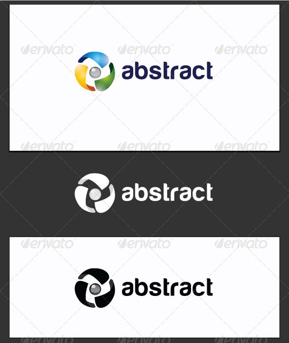 GraphicRiver Abstract Logo Template 3205498
