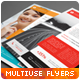 Multipurpose Corporate Flyers, Magazine Ads vol. 6 - GraphicRiver Item for Sale