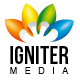 Igniter Media Logo - GraphicRiver Item for Sale