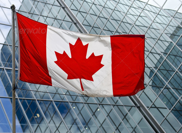 O Canada - Stock Photo - Images