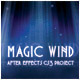 Magic Wind AE CS3 - VideoHive Item for Sale