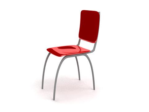 3DOcean Dining Chair 113051