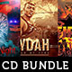 Promotional Arsenal CD Cover Artwork Bundle Vol.10 - GraphicRiver Item for Sale