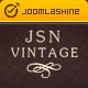 JSN Vintage – Responsive Creative Joomla Template  Free Download