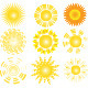 Sun Collection - GraphicRiver Item for Sale