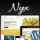 Nyx Responsive Church Wordpress Theme - ThemeForest Item for Sale