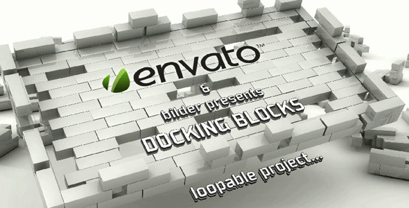 After Effects Project - VideoHive Docking Bricks 330912