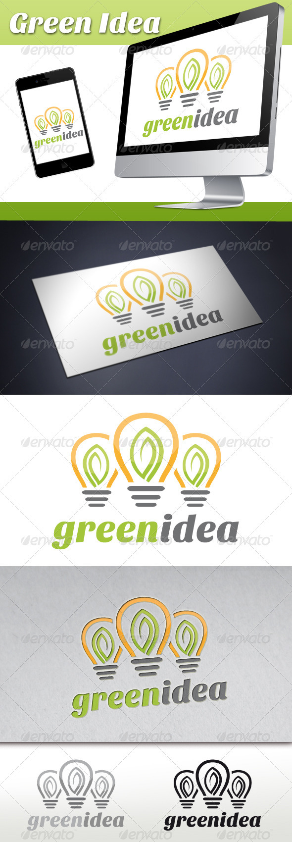 Green Idea Logo