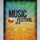 Music Festival Poster & Flyer - GraphicRiver Item for Sale