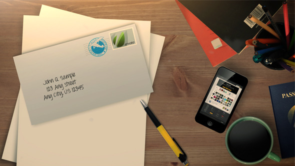 VideoHive Letter Project 3210679