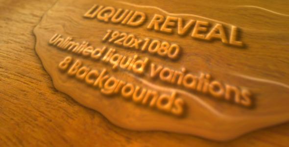VideoHive Liquid Reveal 3211322