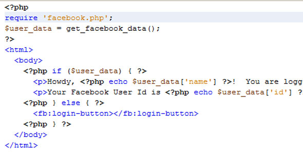CodeCanyon Easy Facebook Login 113147