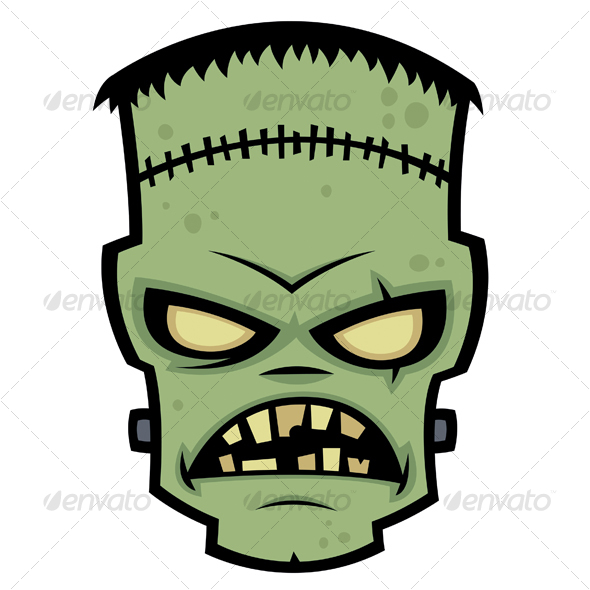Frankenstein Monster | GraphicRiver