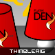 Thimblerig (also known as three shells and a pea) - ActiveDen Item for Sale