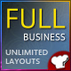Full Business - Unlimited Layouts - ThemeForest Item for Sale