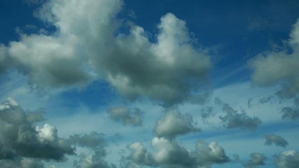 VideoHive Moving Clouds 3215345