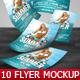 Flyer Mockup Generator - GraphicRiver Item for Sale