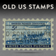 Old US Stamps - GraphicRiver Item for Sale
