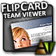 FlipCard Team Viewer - ActiveDen Item for Sale