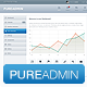 Pure Admin - Modern & Clean Admin Template - ThemeForest Item for Sale