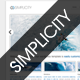 Simplicity - ThemeForest Item for Sale