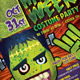 Costume Halloween Party - GraphicRiver Item for Sale