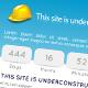 Under Construction Template - ActiveDen Item for Sale
