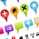 Map Directional Icon Set - GraphicRiver Item for Sale