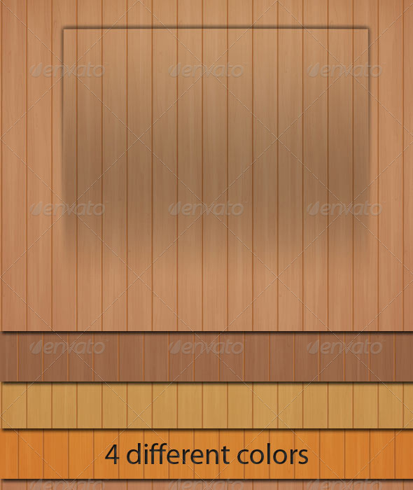Wooden Video Site Background