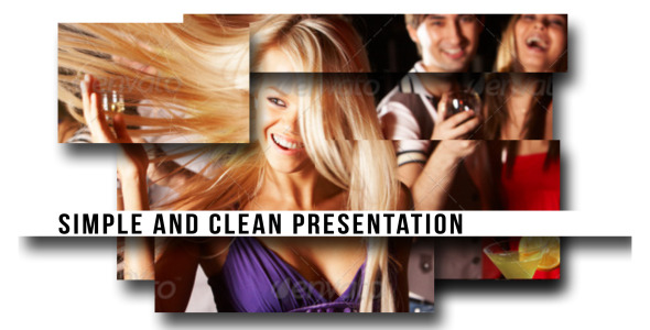 After Effects Project - VideoHive Simple And Clean Presentation 3 3223354