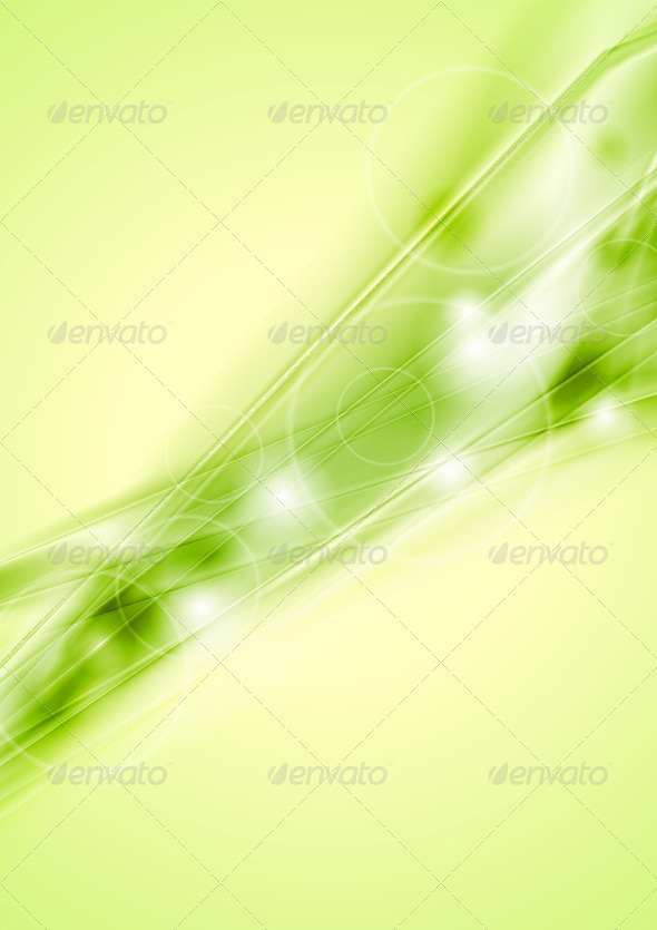 Bright vector template