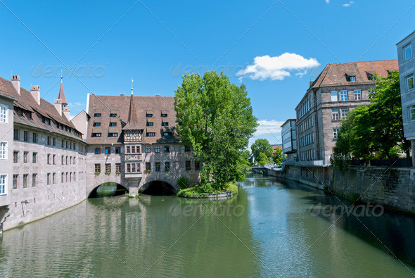 Nuremberg - Stock Photo - Images