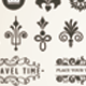 Download Vector Collection of vintage elements