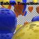 Balloon Transition - VideoHive Item for Sale
