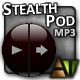 The Stealth Pod MP3 Player - ActiveDen Item for Sale