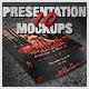 10 Presentation Mockups - GraphicRiver Item for Sale