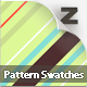 Retro Diagonal Pattern Swatches - GraphicRiver Item for Sale