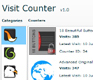 Visit Counter v1.0 – with Air Application - ActiveDen Item for Sale