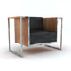 Hover Armchair