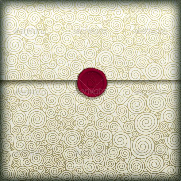 Golden Spiral Letter