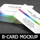 Business Card Mockups - GraphicRiver Item for Sale